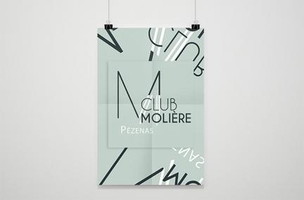 Club Molière – Pézenas