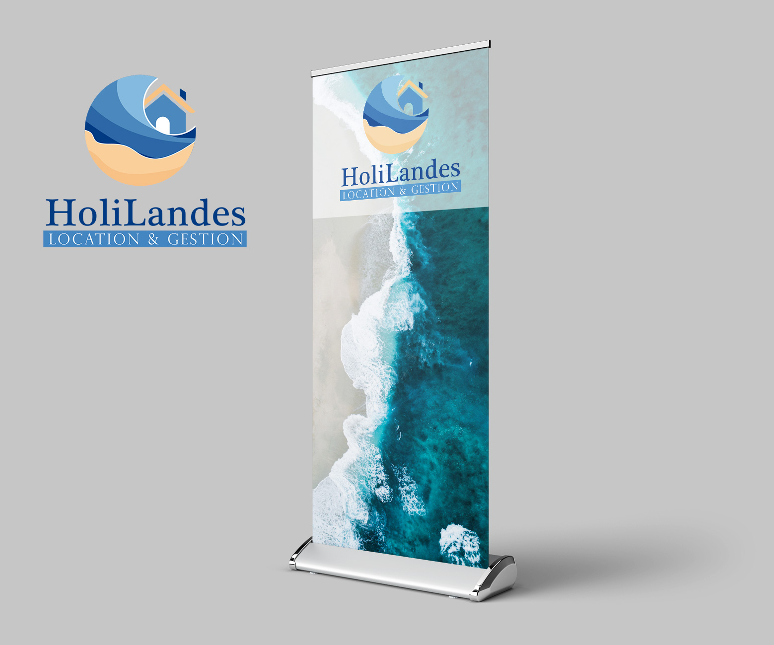 holilandes-hossegor-locationvacances-hossegor-capbreton-skoncommunication-kakemono