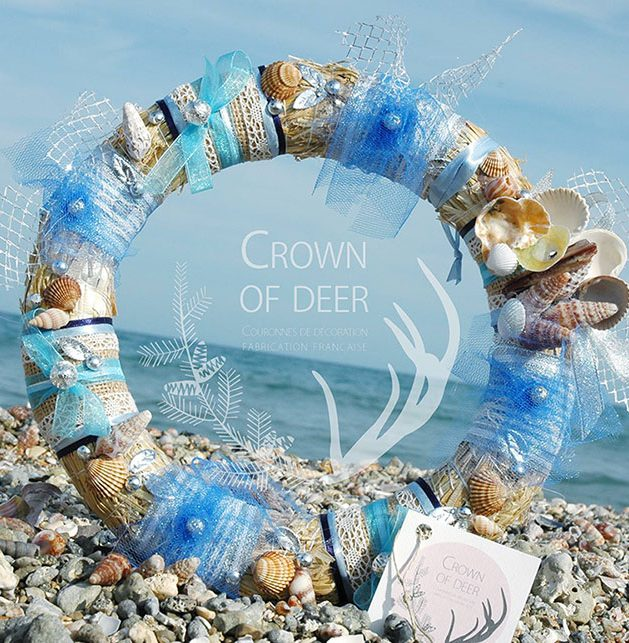 crownofdeer-decoration-couronne-porte-mer-ocean