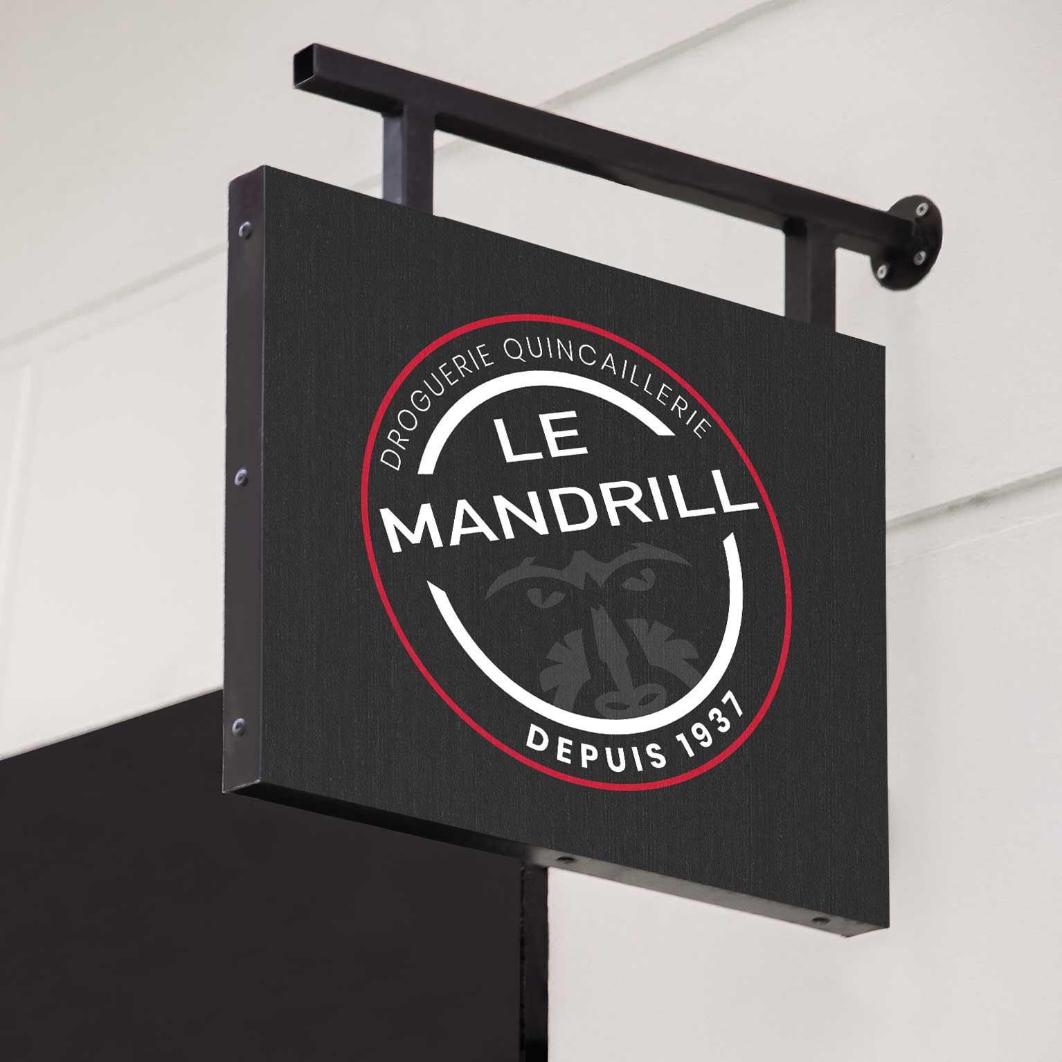 logo-enseigne-rue-SocieteLeMandrill-lemandrill-70- boulevardAlsaceLorraine-bayonne-commercedeproximite-drogueries-quincaillerie