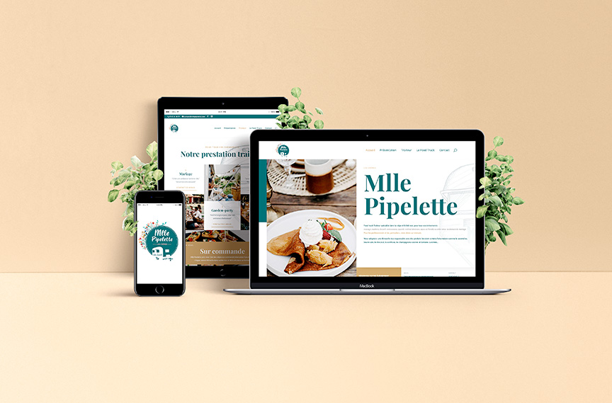 Food Truck – Mlle Pipelette