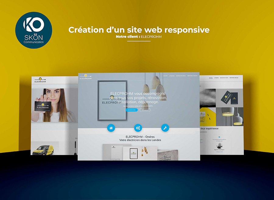 creationdesiteweb-webdesign-elecrpohm-electricienondres-skoncommunication-elecprohm