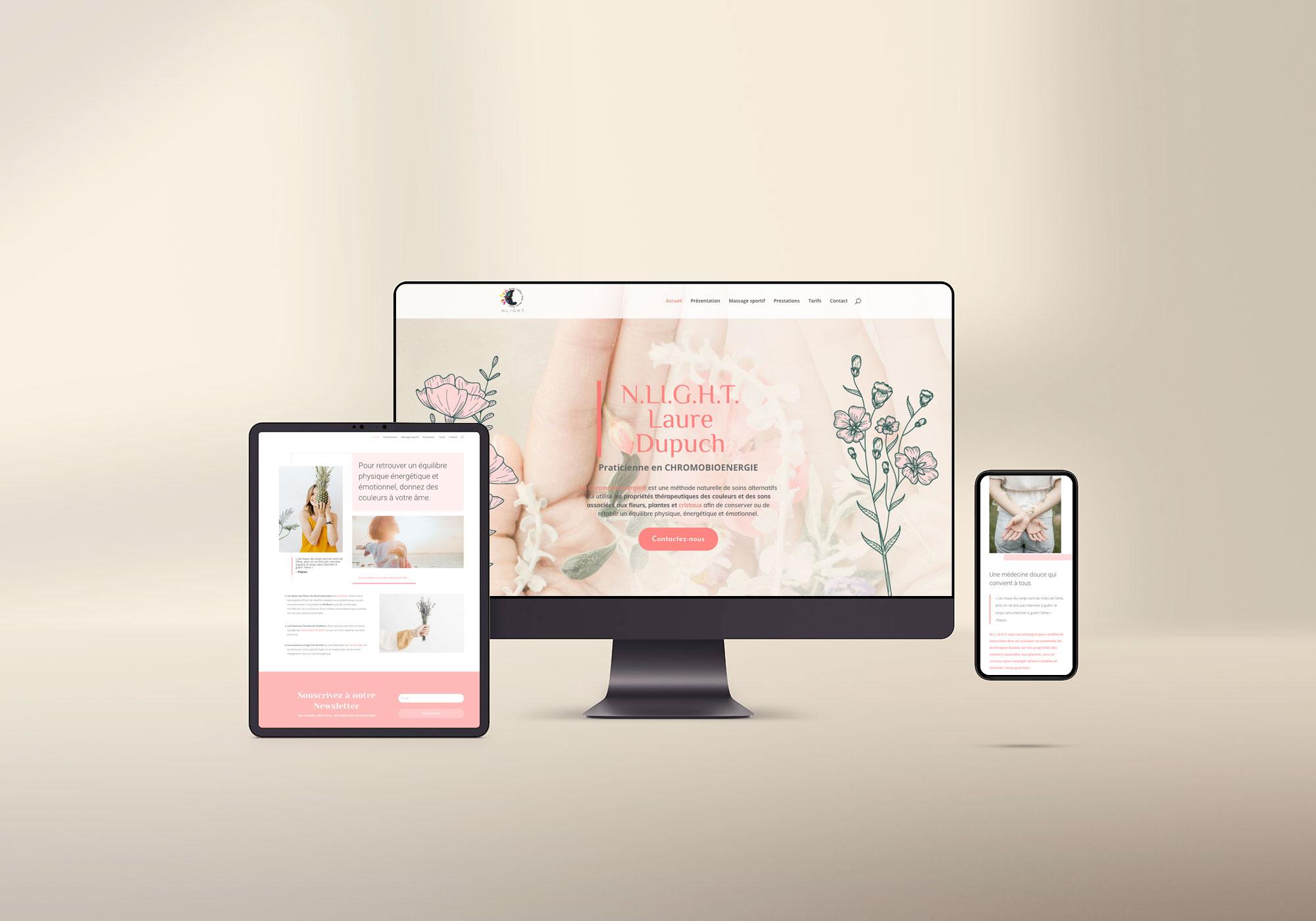 siteweb-holitiste-nlight-lauredupuch-pessac-medecinealternative-creationdesiteweb
